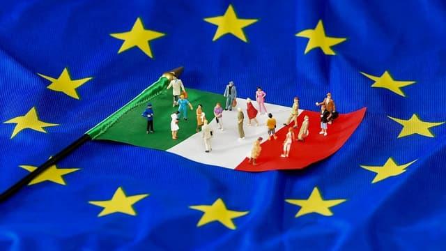 Le cœur du problème est la soutenabilité de la dette italienne, qui représente 132% du PIB.