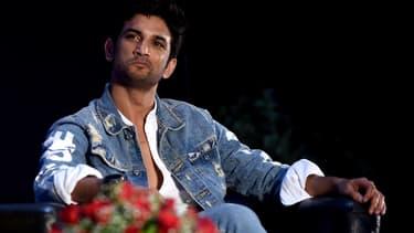 L'acteur Sushant Singh Rajput