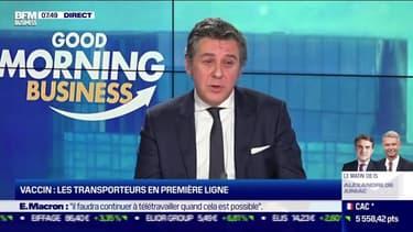 Philippe Prétat (DHL Express) : Noël 2020, les transporteurs de colis en ordre de bataille - 25/11