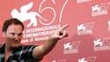 Quentin Tarantino, président du jury de la 67e Mostra de Venise. Le festival vénitien, qui connaîtra ses lauréats ce samedi soir, a proposé une sélection solide et variée, sans toutefois faire émerger de film capable de créer l'événement. /Photo prise le