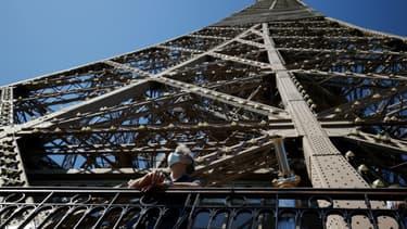 La Tour Eiffel (illustration)