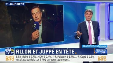 """Primaire à droite: """"C'est la confirmation d'une très belle dynamique engagée par François Fillon"""", Jean-François Lamour"""