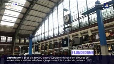 SNCF: appel à la grève des contrôleurs, moins d'un TER sur deux dans le Nord-Pas-de-Calais ce lundi