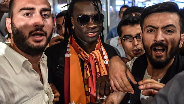 Bafé Gomis a justifié son accueil de rock star lors de la première journée du championnat de Turquie.