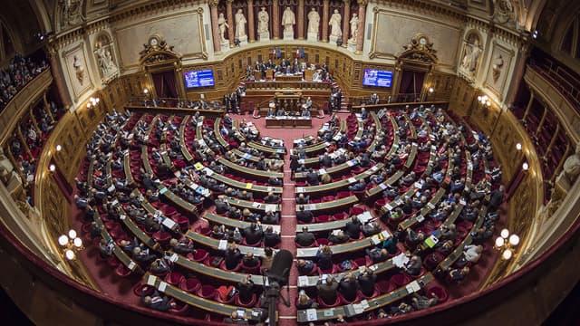 Le Sénat est renouvelé de moitié en 2017.