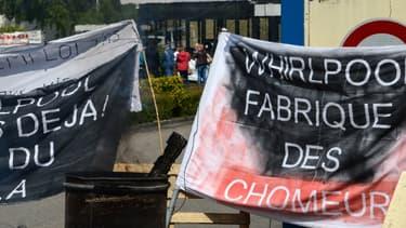 Les Whirlpool d'Amiens ont mis fin à la grève.