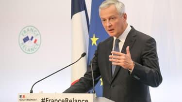 """""""S'il s'avère impossible de parvenir à un consensus d'ici la fin de l'année au niveau de l'OCDE (...), nous devrons disposer au début de l'année prochaine, en 2021, d'une solution européenne pour une taxation numérique"""" a estimé Bruno Le Maire."""