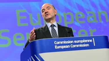 Pierre Moscovici a présenté ce projet de directive mercredi