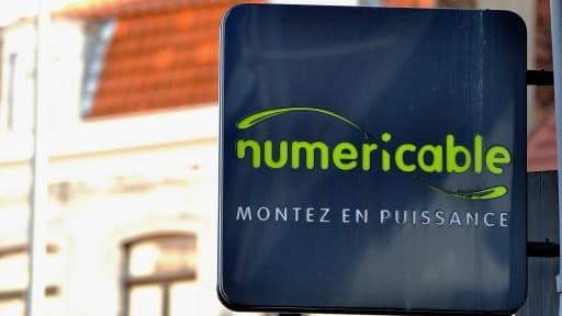 Numericable presse Vivendi de