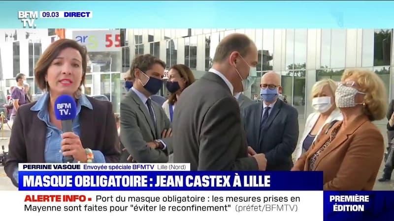 Quelle est la stratégie de Jean Castex en multipliant les déplacements ?