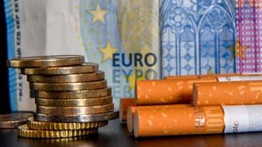 Le prix moyen du paquet de 20 cigarettes s'établit désormais à 7,90 euros