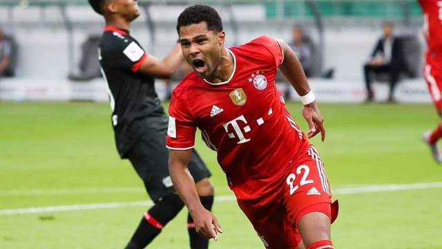 Serge Gnabry - Bayern