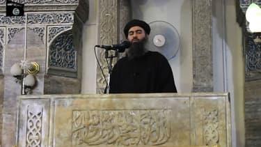 Le groupe Etat islamique a diffusé un enregistrement audio attribué à son leader, Abu Bakr al-Baghdadi.