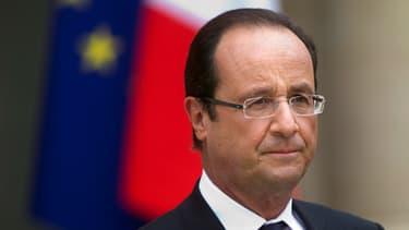 Un Français sur quatre souhaite sanctionner François Hollande lors des municipales de 2014.