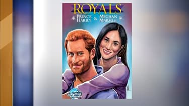"""The Royals: Prince Harry and Meghan Markle"""