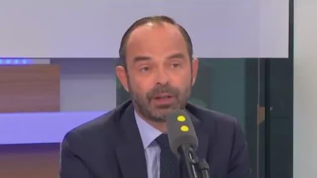 Edouard Philippe et Emmanuel Macron soutiennent deux candidats opposés.