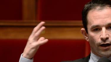 Benoit Hamon veut une unité de la gauche, sous peine de ne pas être au second tour de la présidentielle