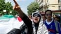 Défilé pro-palestinien samedi dans les rues de Paris. Plusieurs manifestations de soutien aux Palestiniens ou favorables à la paix en Israël ont réuni samedi en France des milliers de personnes qui protestaient contre l'assaut meurtrier lundi d'une flotti