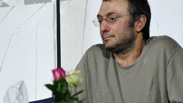 Suleiman Kerimov, milliardaire russe et propriétaire de l'Anzhi Makhatchkala