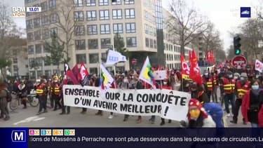 Lyon: une manifestation interprofessionnelle à l'appel de la CGT ce jeudi pour la défense de l'emploi
