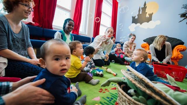 Du fait de leur jeune âge les bébés sont davantage exposés aux substances toxiques que les adultes