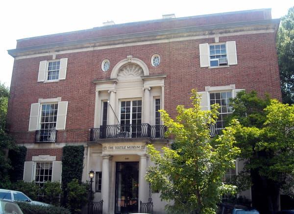 Musée textile Washington