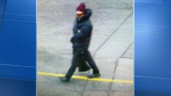 La police danoise a diffusé samedi une photo du tireur présumé sur Internet.