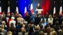 Nicolas Sarkozy a donné jeudi soir son premier meeting. Son discours devrait être très commenté ce vendredi.