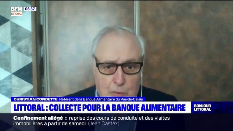 Pas-de-Calais: des collectes de la Banque Alimentaire ce week-end en grandes surfaces