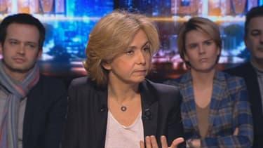 Valérie Pécresse, dimanche, sur BFMTV.