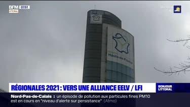 Élections régionales: vers une alliance EELV-LFI dans les Hauts-de-France