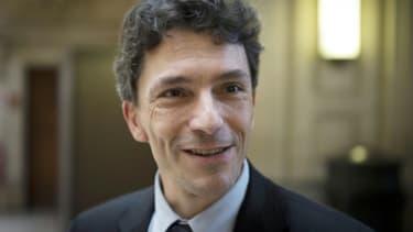 L'ancien juge d'investigation Marc Trévidic le 2 juillet 2015 à Paris