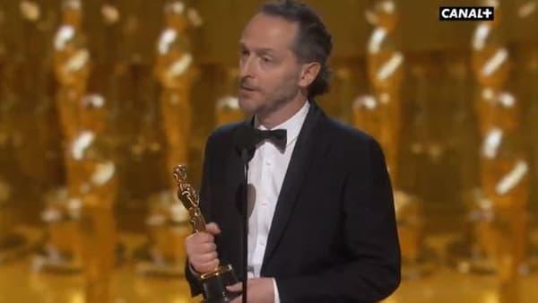 Emmanuel Lubezki remporte son troisième oscar consécutif