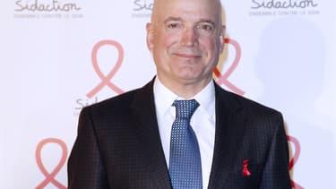 """Louis Bodin, ici en 2012, devait présenter l'émission """"Dropped', victime d'un terrible double crash d'hélicoptères, lundi en Argentine."""