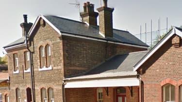 Le drame s'est déroulé à la gare de Wandsworth Common, au sud de Londres.