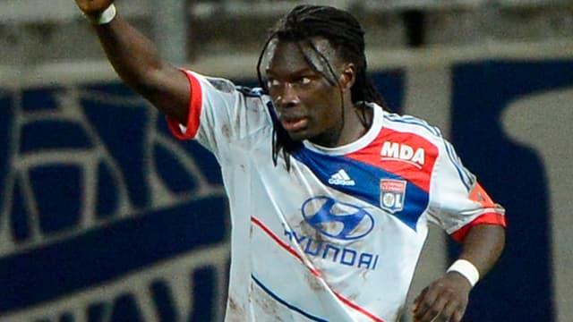 Bafétimbi Gomis devrait quitter l'OL pour Newcastle