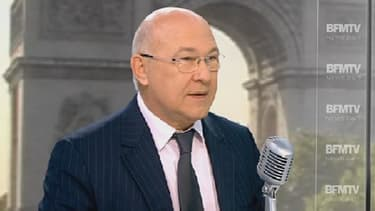 Michel Sapin, ministre des Finances, sur BFMTV ce 12 juin