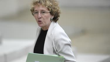 Muriel Pénicaud ministre du Travail