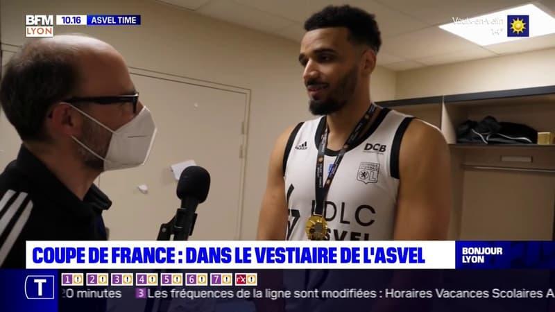 ASVEL Time : Coupe de France, dans le vestiaire de l'ASVEL