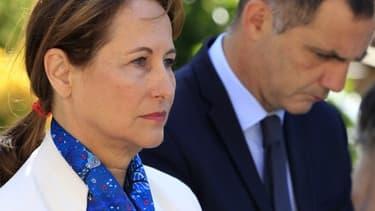Ségolène Royal en Corse en 2016 (Photo d'illustration)