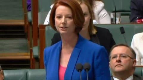 La démission de Julia Gillard est attendue pour jeudi.