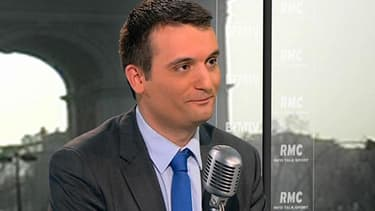 Pour Florian Philippot, Jean-Luc Mélenchon a« voulu faire son beurre sur ce drame »