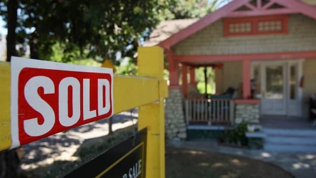 La hausse des prix immobiliers booste le patrimoine net des ménages américains.