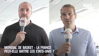 Coupe du Monde de basket - La France peut-elle battre les Etats-Unis ? La réponse de Brun et Weis