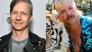 John Cameron Mitchell et Joe Exotic