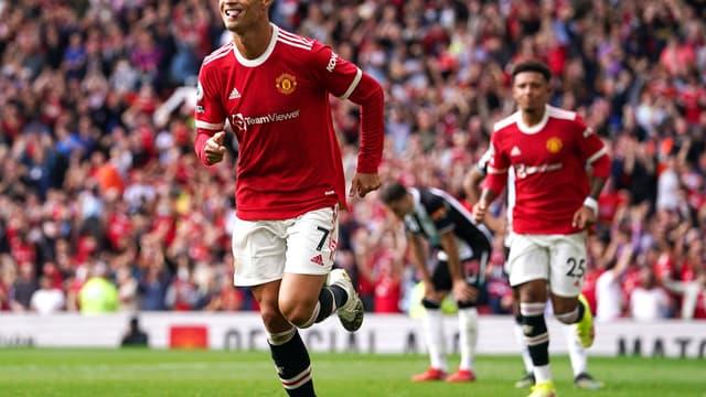Cristiano Ronaldo - Man. Utd