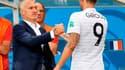 Didier Deschamps et Olivier Giroud