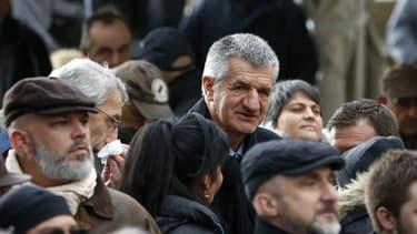 Jean Lassalle le 17 décembre dernier en Corse.