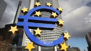 La BCE avait jusque-là assurer que la zone euro n'était pas en situation de déflation.