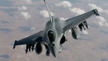 Les vols de reconnaissance en Syrie seront menés par des avions de type Rafale.